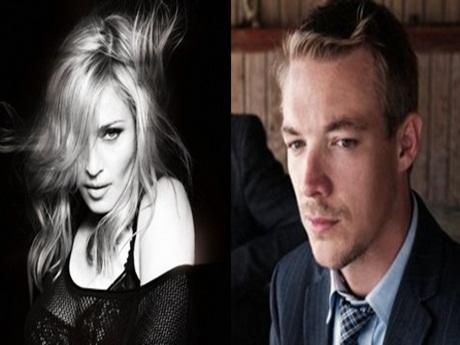Diplo é produtor do primeiro single do álbum novo da Madonna