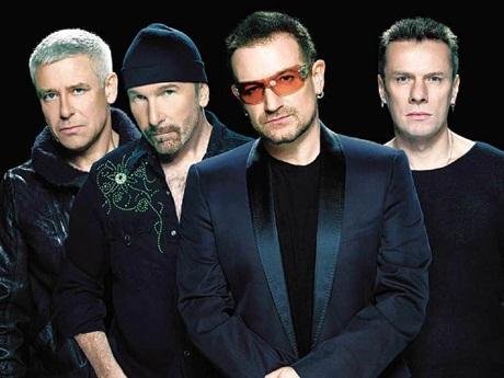"""Baixista diz que próximo disco do U2 está """"70% pronto"""""""